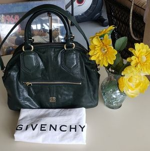 Authentic givenchy two way bag